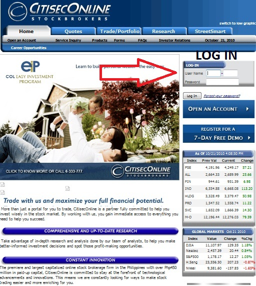 Online forex trading philippines